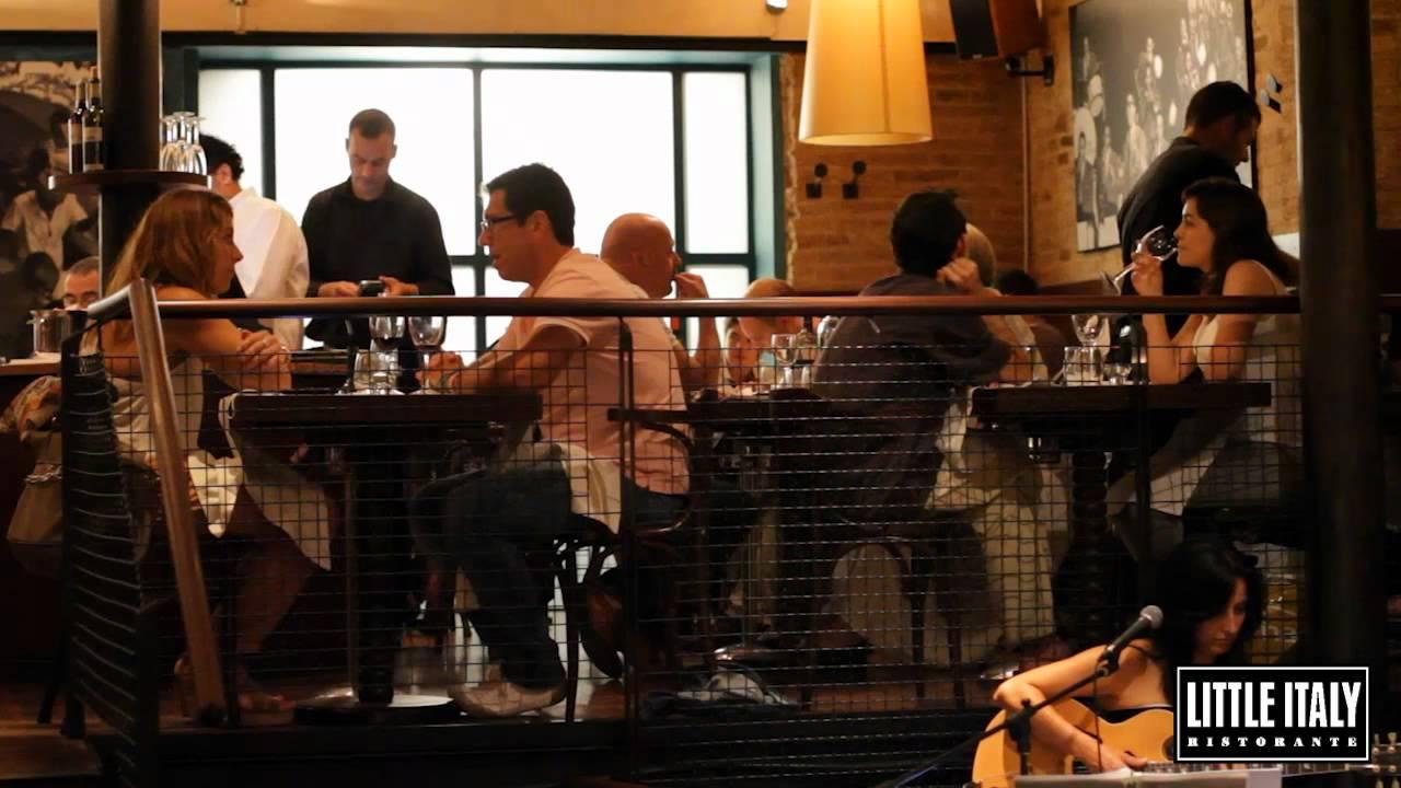 Restaurant Italy Barcelona