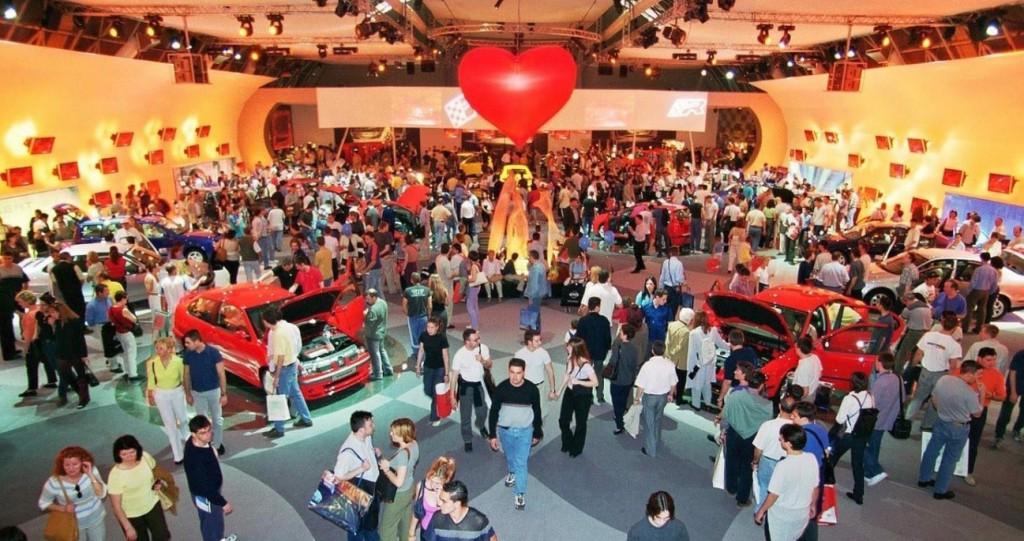 Barcelona International Motor Show-min