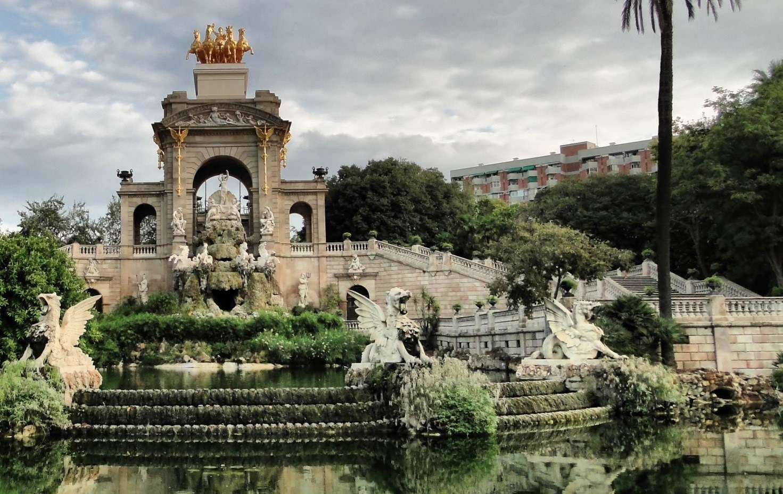 Parque ciudadela barcelona qu ver en barcelona for Parques de barcelona