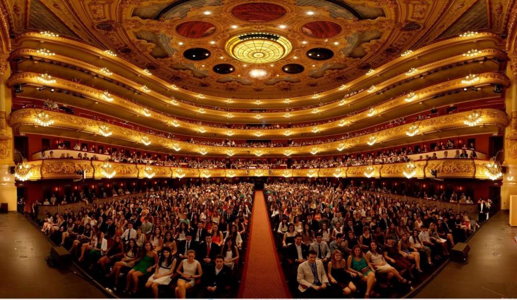 Madrid Opera House Tours