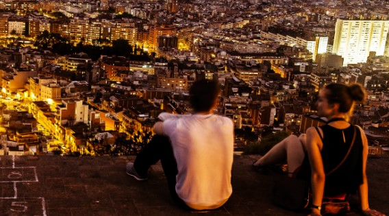 Activities for couples in Barcelona