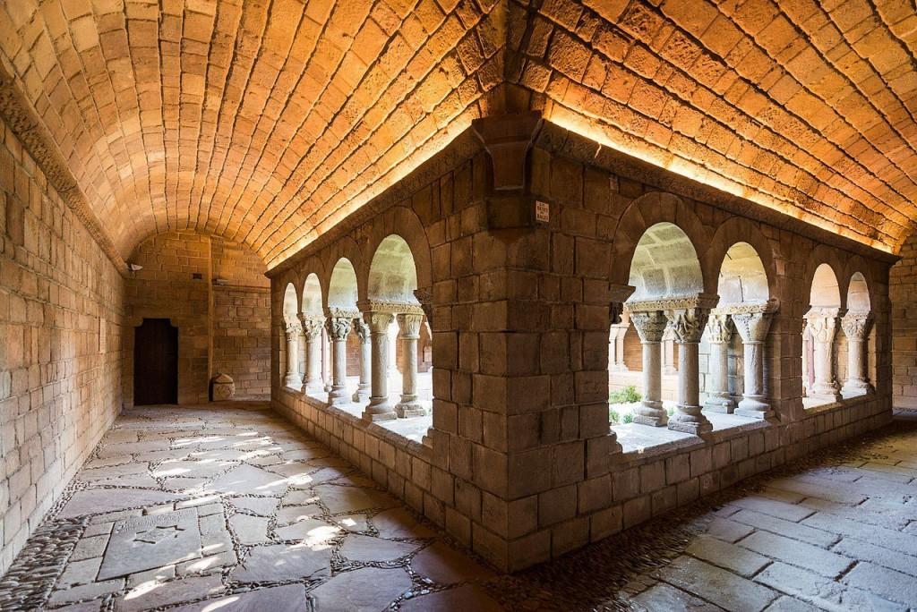 Poble Espanyol Arquitectura-min