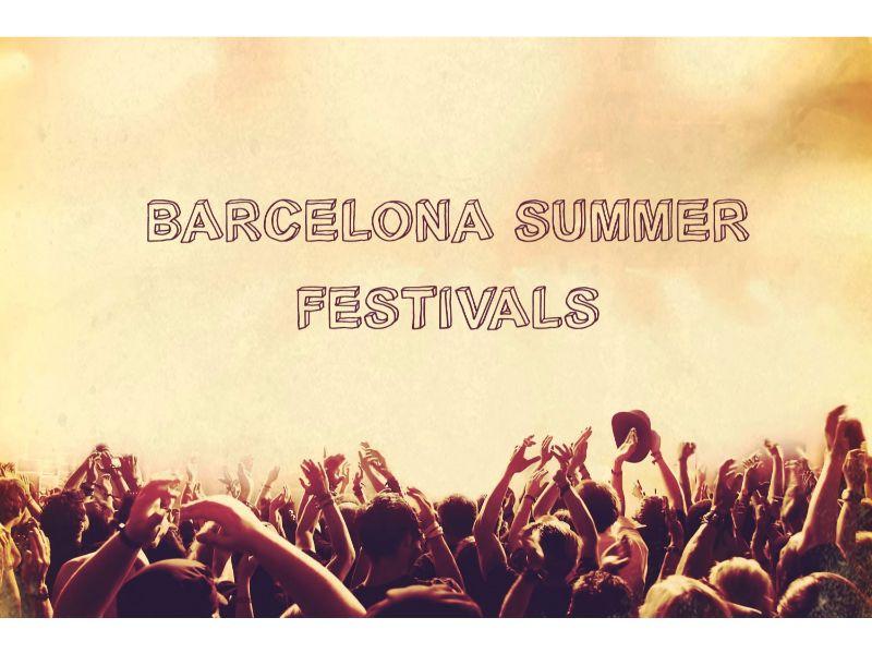 Barcelona summer festivals