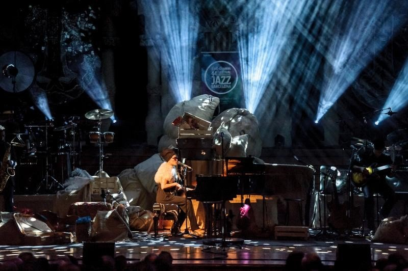 voll-dam festival internacional jazz barcelona-min