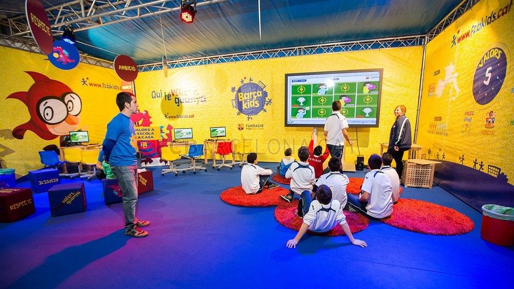 Festival de la infancia Barcelona-min