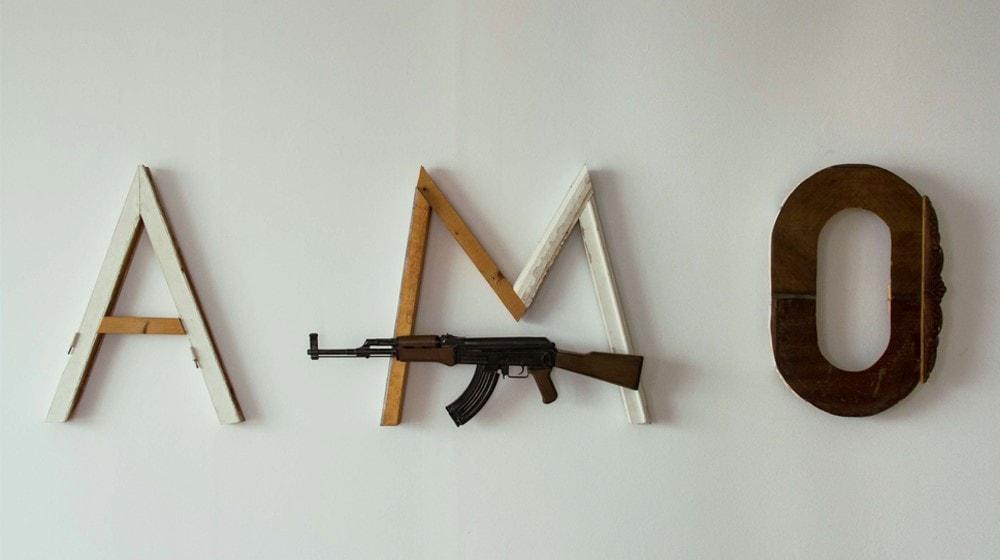 AMO - Tono Carbajo