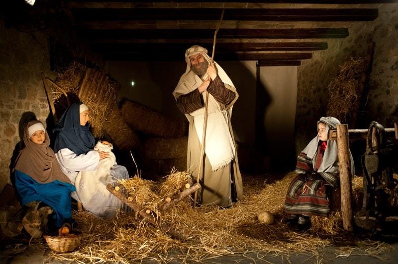 Nativity Scenes in Barcelona