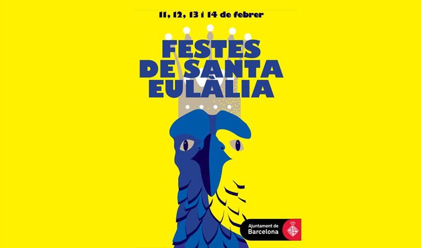 Fiestas de santa eulalia en barcelona aspasios blog for Estudiar interiorismo barcelona