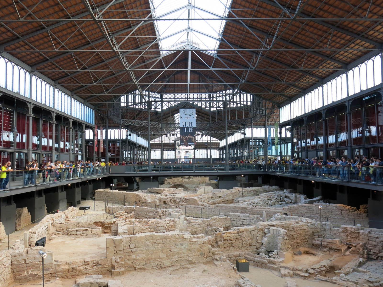 100_Mercat_del_Born,_excavacions_arqueològiques_de_la_Ribera