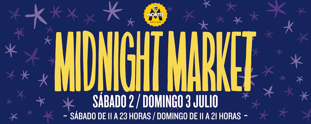 Palo Alto Midnight Market en Barcelona