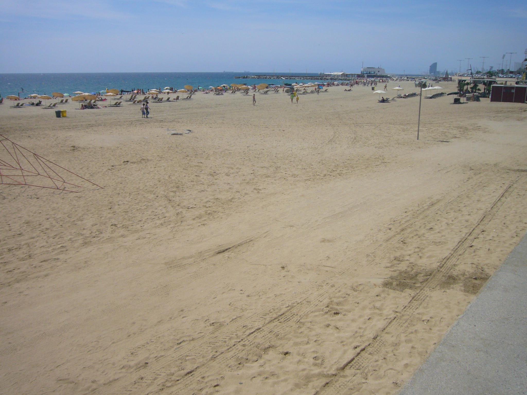 Playa Nova Mar Bella en Barcelona