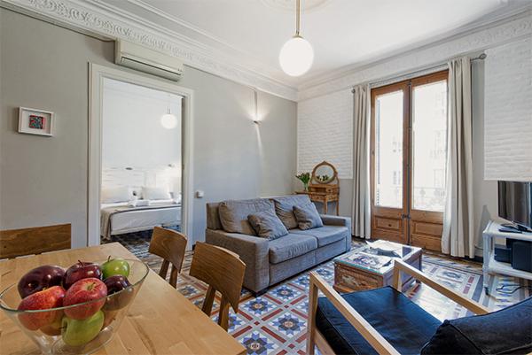 Aspasios Fuster Apartments Barcelona
