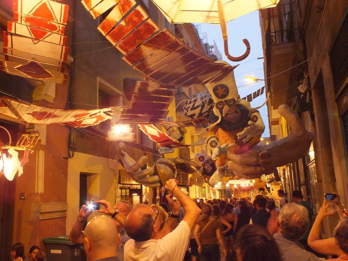 Fiesta Mayor de Gràcia