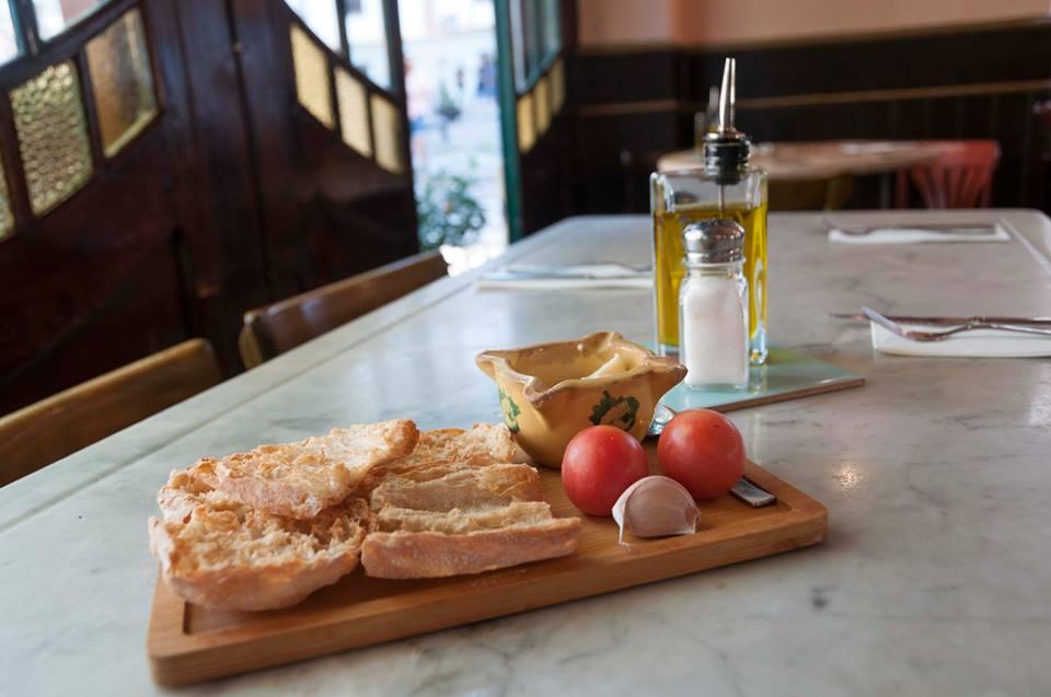 Catalan cuisine in El Sortidor