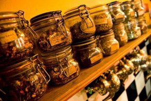 Salón de té