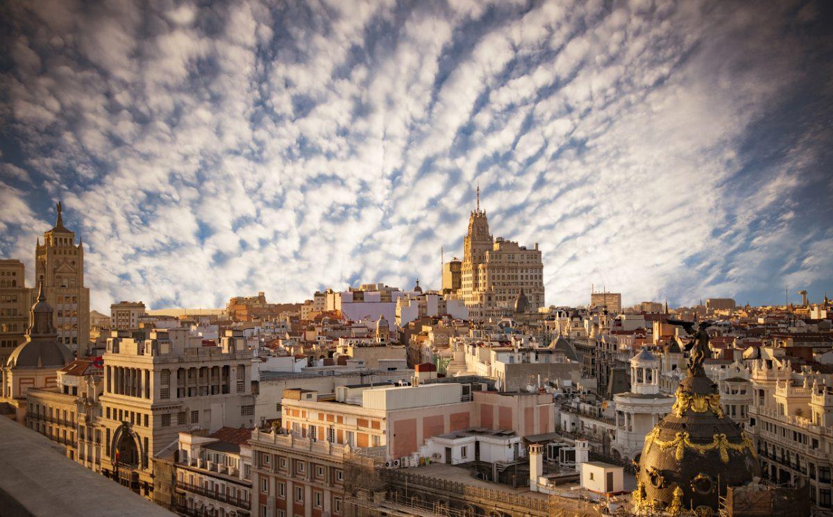 Disfruta de las mejores azoteas de madrid aspasios blog for Azoteas madrid