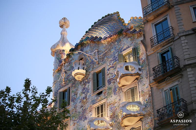 Casa Batllo - Antoni Gaudí