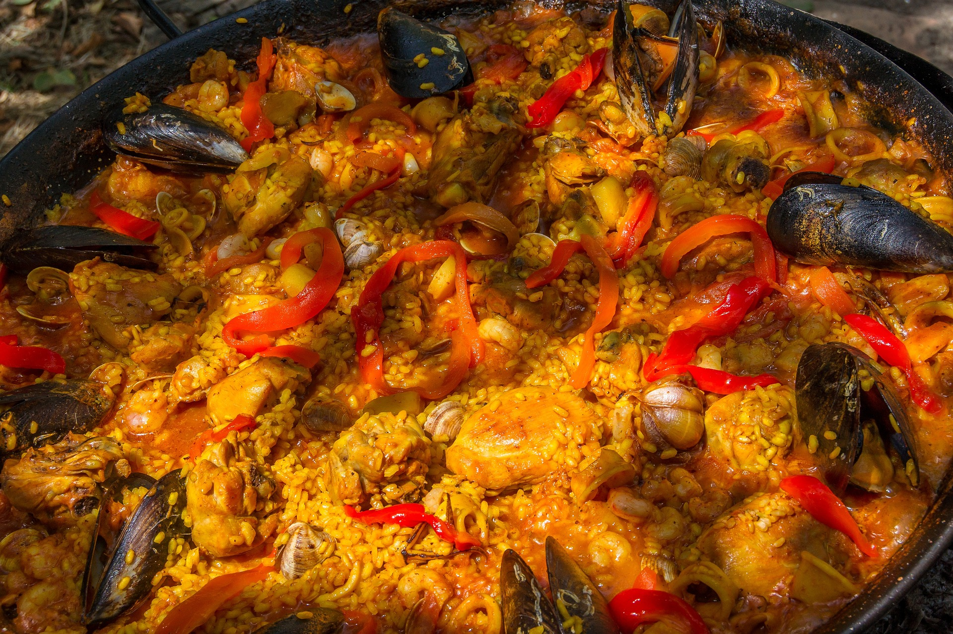 What a great Paella looks like