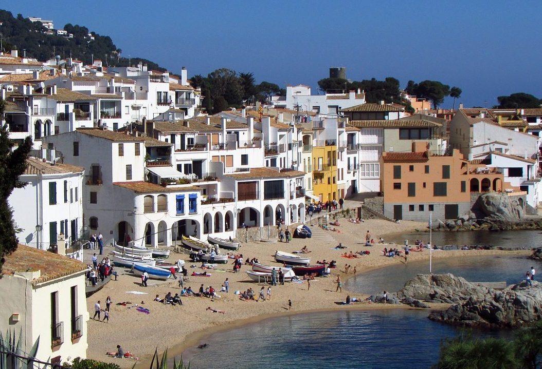 playas cerca de Barcelona - Port-Bo