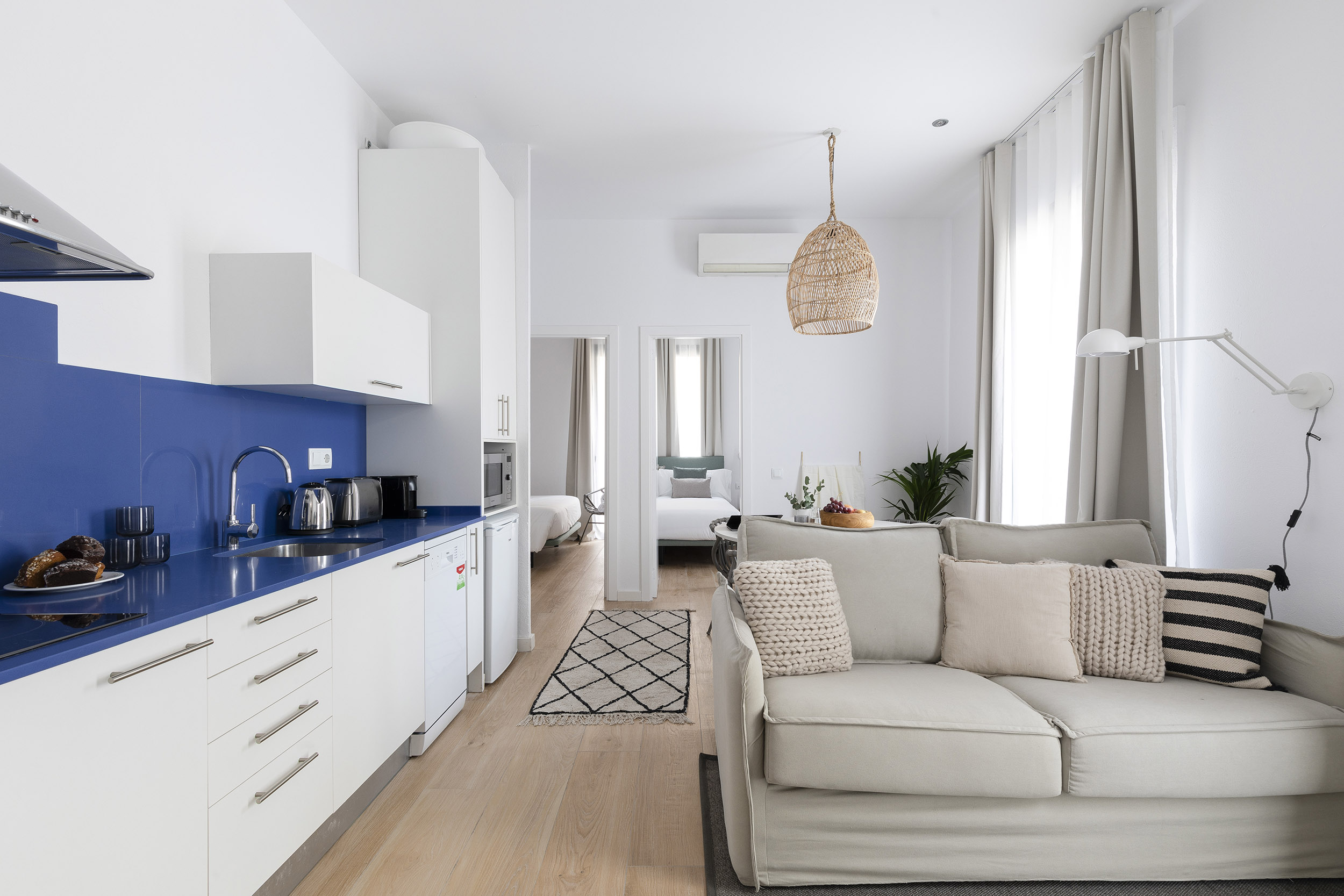 New in Barcelona - Aspasios Verdi Apartments in the heart of Gracia